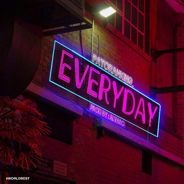 [Music] Patoranking – Everyday | @patorankingFIRE