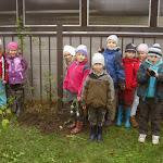 Pečujeme o zahradu 2.třída Pod Lipkami 13.11.2014