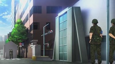 GATE 1 060 - 【聖地巡礼】GATE(ゲート) 自衛隊 彼の地にて、斯く戦えり@銀座・新橋駅・まさかの痛車と遭遇