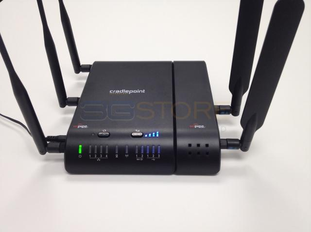 CradlePoint IBR600 Router Update