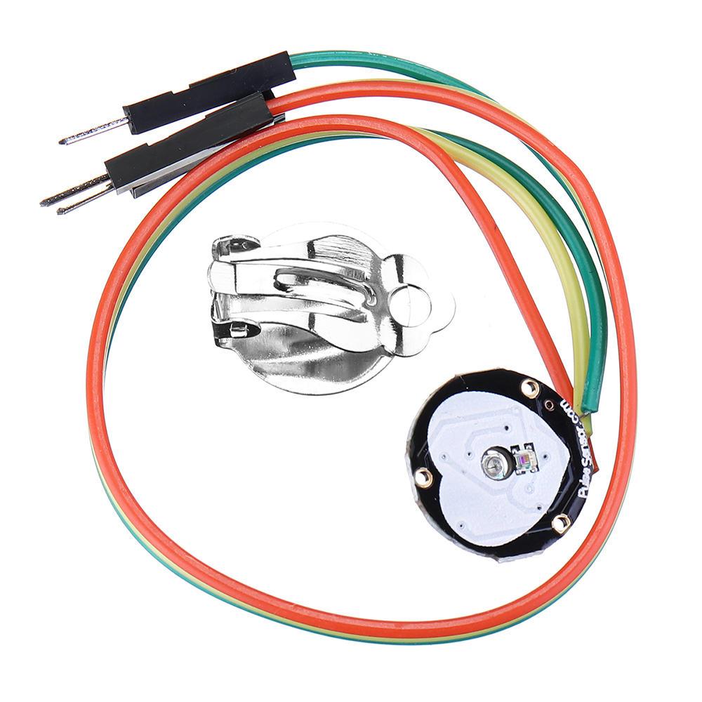 Pulse Heart Rate Sensor Module Compatible STM32 Heartbeat Sensor For