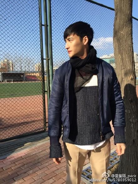 Lan Zhenting  Actor