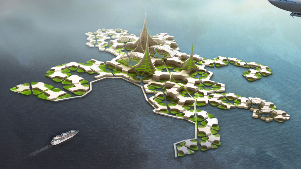 DeltaSync Seasteading Promo