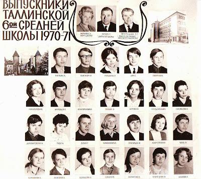 Выпуск 1971 г.