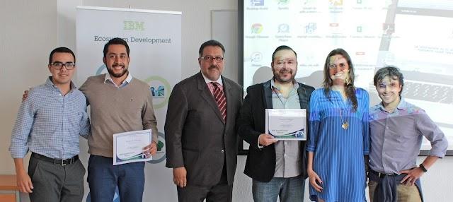 Reconoce IBM a proyectos de educación y fotografía en SmartCamp México 2015