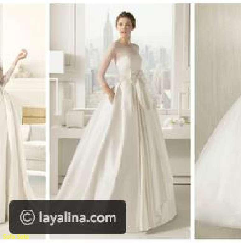 52a893dd4a28f فساتين زفاف تركية للمحجبات 2015 - فساتين زفاف