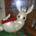 bunny toy in Osaka, Osaka, Japan