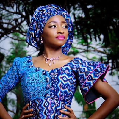 Image result for Hausa actress Rahama Sadau