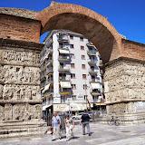 9. The Arch of Galerius, IV Century