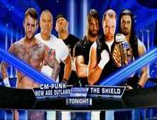 WWE Friday Night SmackDown 2014/01/10