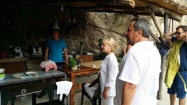 Мастер класс итальянской кухни