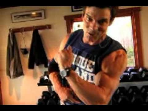 Diamond Delts Of Tony, Tony Horton