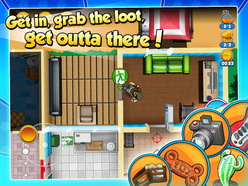 Robbery Bob 2: Double Trouble apktram screenshots 10