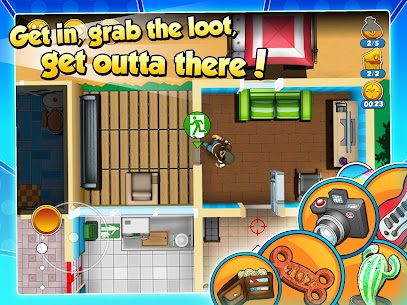 Robbery Bob 2: Double Trouble Mod Apk (Unlimited Money) 10