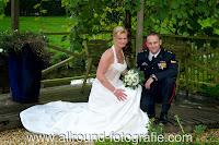 Bruidsreportage (Trouwfotograaf) - Foto van bruidspaar - 092