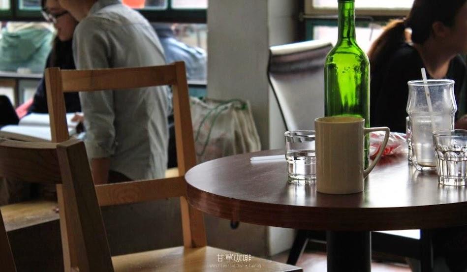 台南中西區咖啡館,甘單咖啡-8