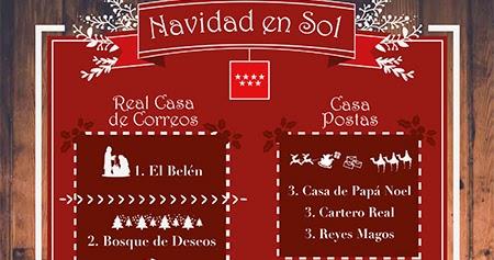 Programa navidad 2015 en sol es por madrid - Casa papa noel madrid ...