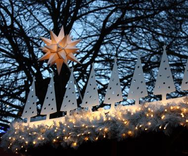 christmas decor hyde park winter wonderland