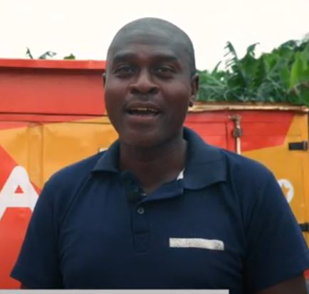 'I take satisfaction in delivering Happiness' - Jumia Delivery Agent
