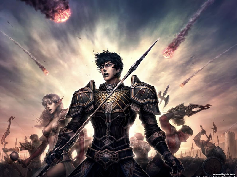 Of Good Berserk, Warriors 3