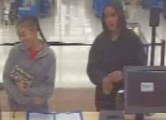 SUSPECTS AT REGISTER