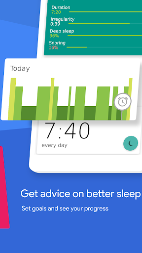 Screenshot for Sleep as Android Unlock  Sleep cycle smart alarm in United States Play Store