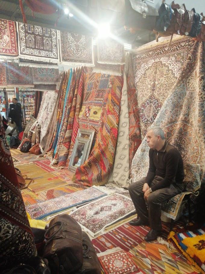 Milano: nella Fiera dell'Artigianato il padiglione tunisino