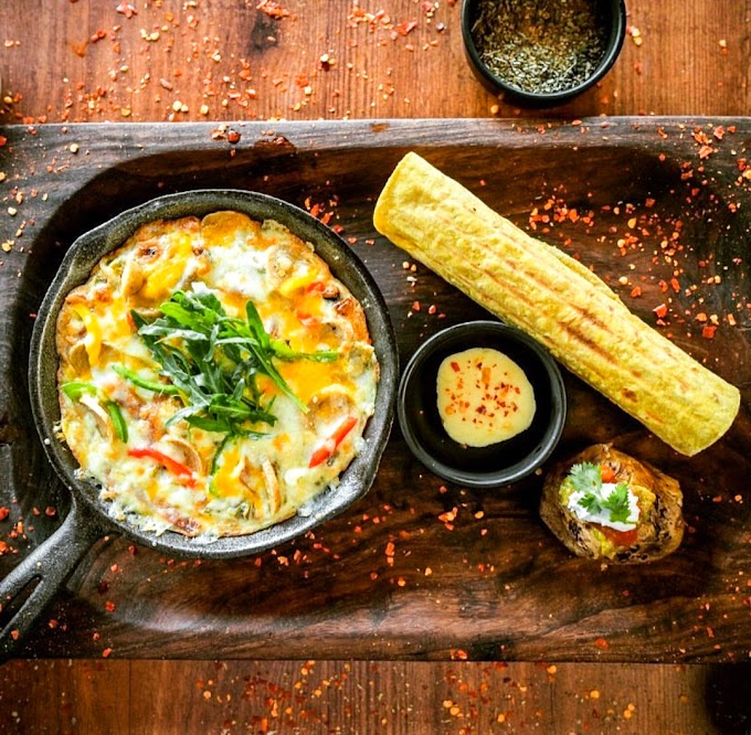 Mexican Omelette Recipe | Breakfast Care
