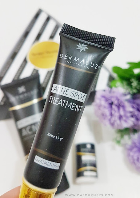 Review Dermaluz Acne Spot Treatment