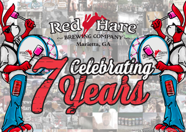 Red Hare Celebrates 7-Years