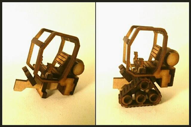 construcción del toro de miniature Scenery parte 2