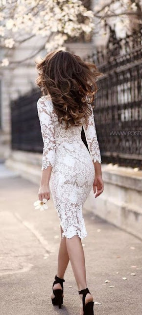 White_Lace_Dresses_Selection