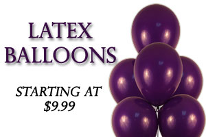 Latex Balloons