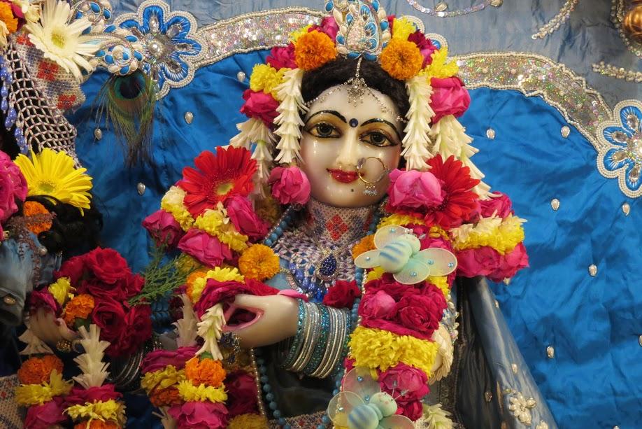 ISKCON Vallabh vidhyanagar Deity Darshan 18 jan 2017 (5)