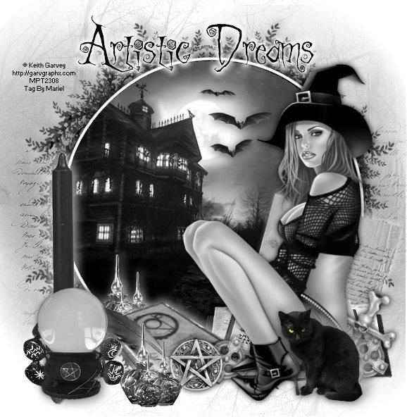 Wiccan Artistic Dreams, Wicca Girls