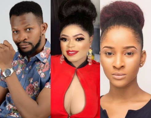 The government should cover their face in shame, You can never look as beautiful as Adesua Etomi- Uche Maduagwu comes for the federal government and Bobrisky
