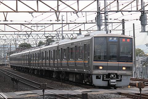 JR西日本 207系通勤型電車