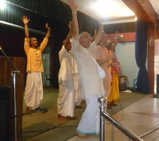 Sri Lanka – One month preaching tour report