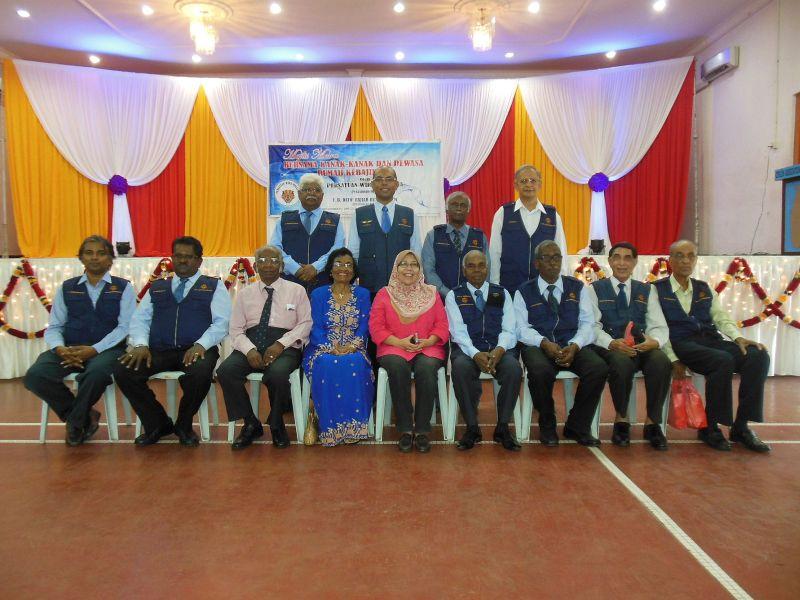Majlis Mesra Muhibbah Persatuan Wira Malaysia