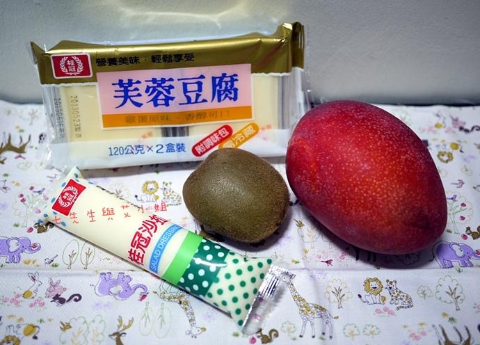 8 水果蛋豆腐