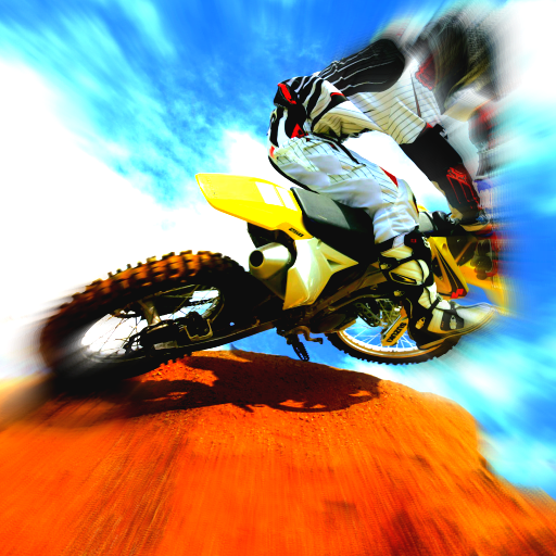 Motocross Mad Hill Game