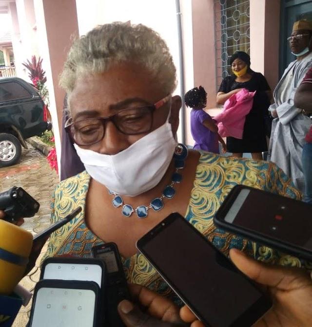 Mayors/MPs Confab: Senator Regina Mundi Calls for collective Action towards development