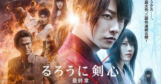Penayangan Rurouni Kenshin 'Final Chapter' Ditunda, Kapan akan Rilis?