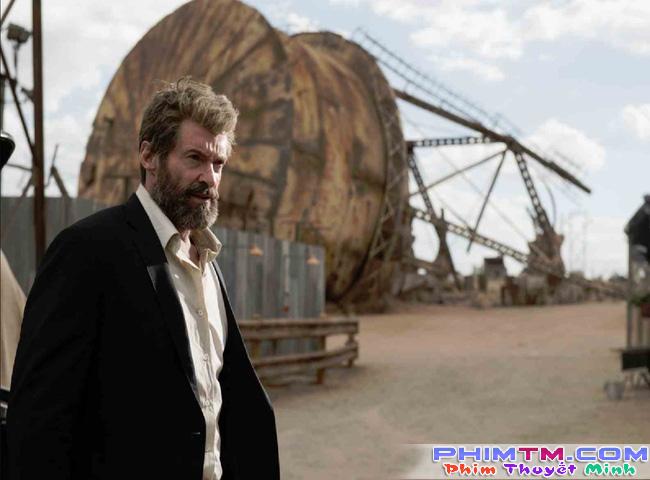 Logan - Cha con nghĩa nặng và số phận những kẻ không được mang hình hài trọn vẹn - Ảnh 3.