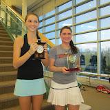 GU 19: Finalist - Lindsay Dewey (New Canaan, CT); Champion - Gabriella Garr (New York, NY)