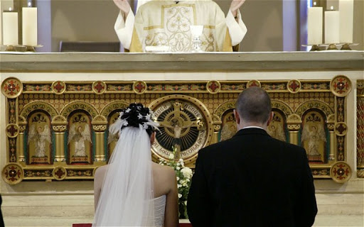 Who decides what happens when a spouse reneges on Catholic marriage: A response to Clay T. Rossi