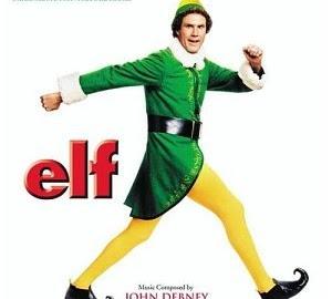 Elf the Movie, Gluhwein and hot choclate