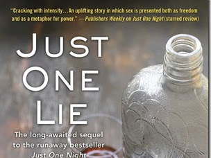 Release Day: Just One Lie (Just One Night #2) by Kyra Davis