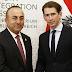 علم إسرائيل على مستشارية فيينا يؤدي إلى توتر مع تركيا