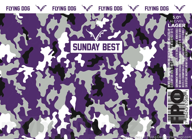 Flying Dog - Sunday Best 16oz Cans